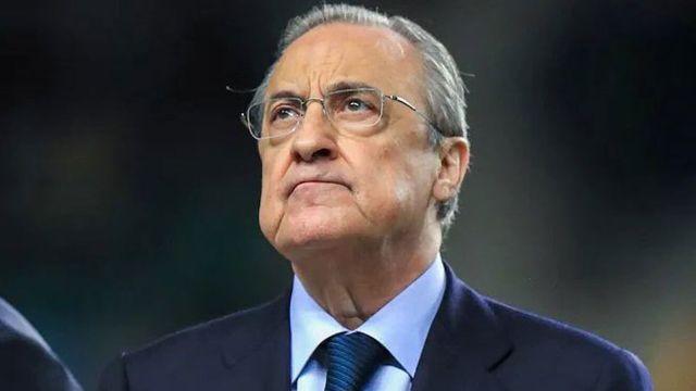 Florentino Pérez real madrid superliga europea uefa
