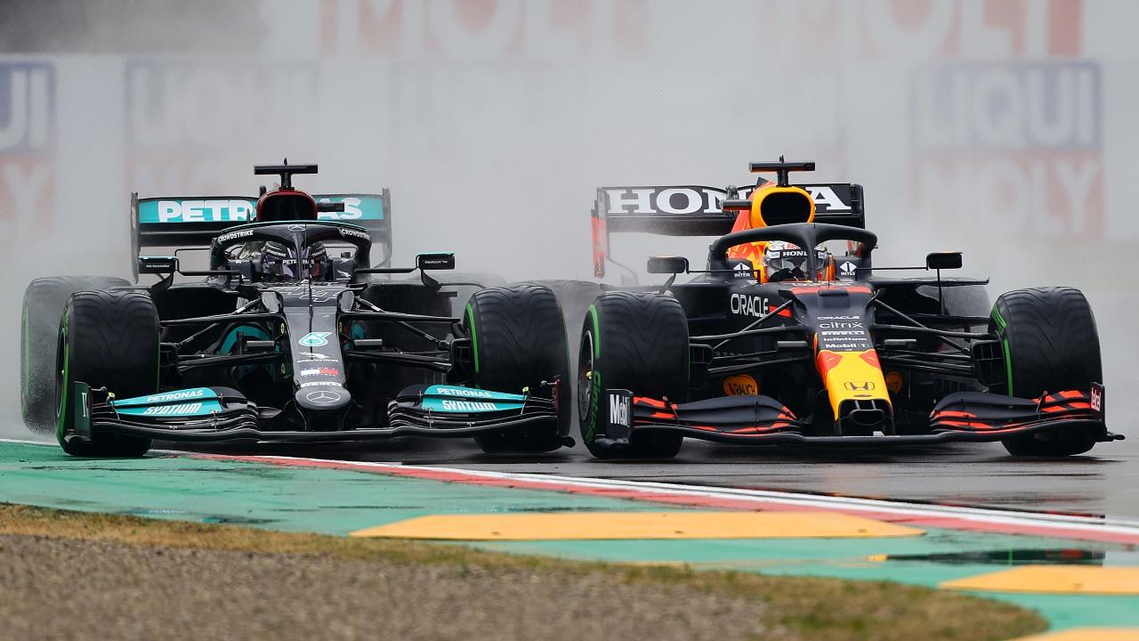 Fórmula 1 clasificación sprint 2021