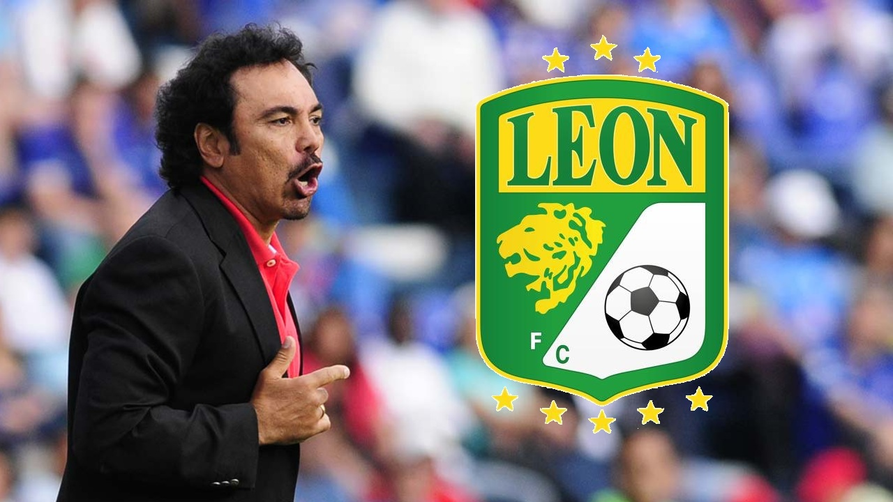 hugo sánchez león liga mx técnico