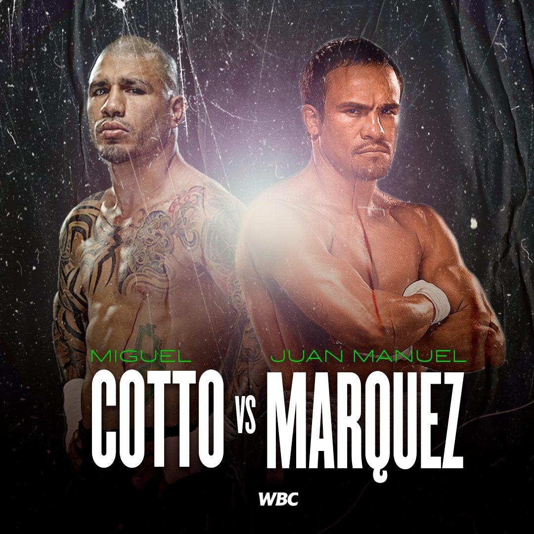 Juan Manuel Márquez pelea Miguel Ángel Cotto