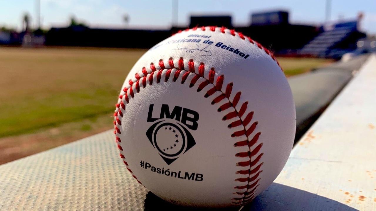 LMB_ liga mexicana de béisbol Temporada 2021