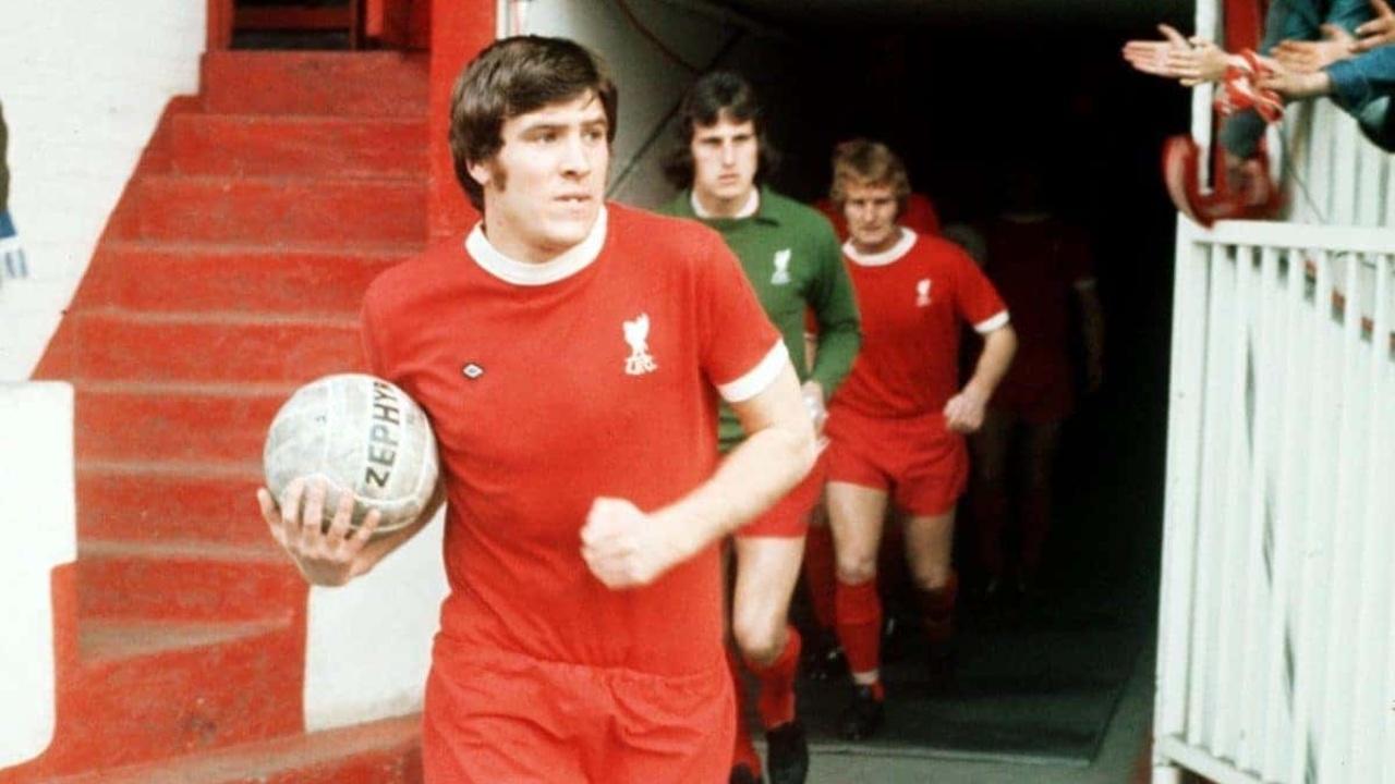 Liverpool Emlyn Hughes partidos futbol