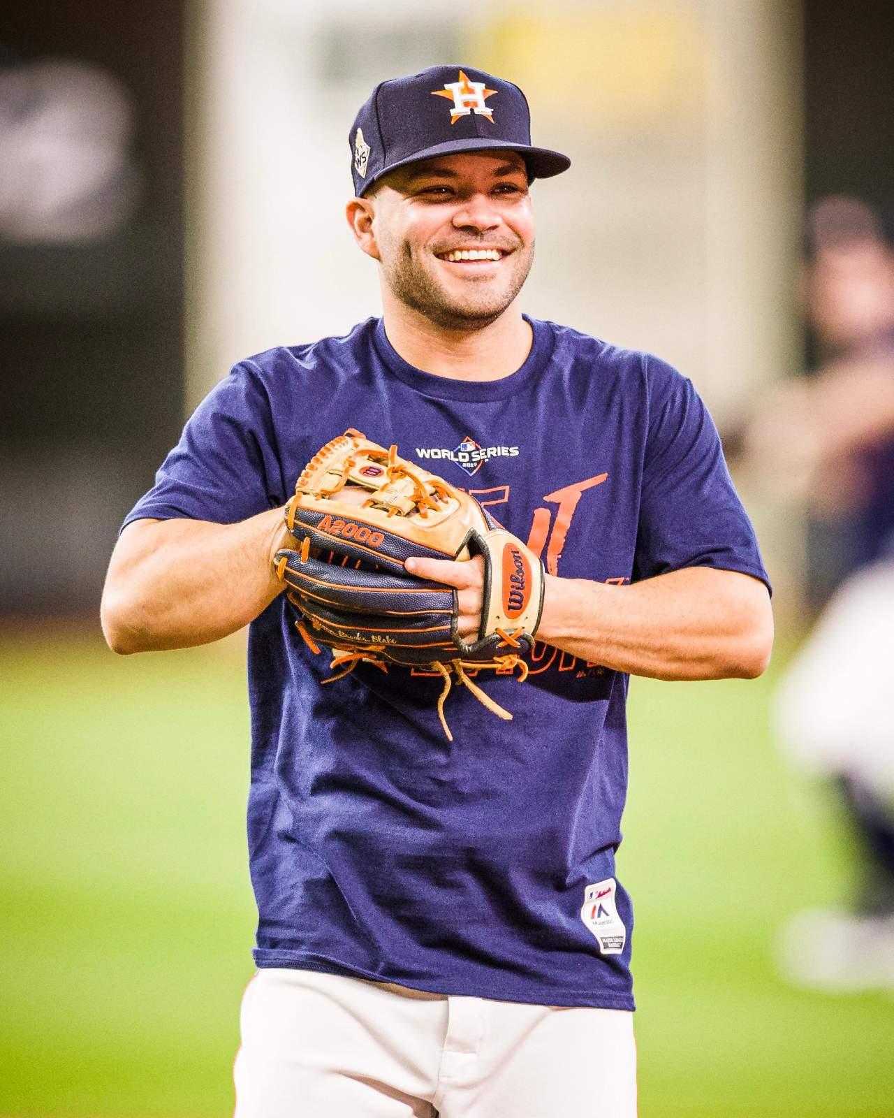 José Altuve regreso entrenamientos Houston Astros