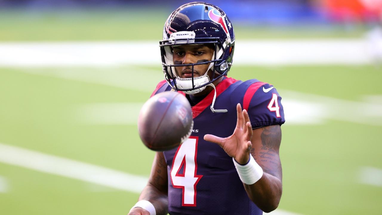 Deshaun Watson texans houston mariscal NFL