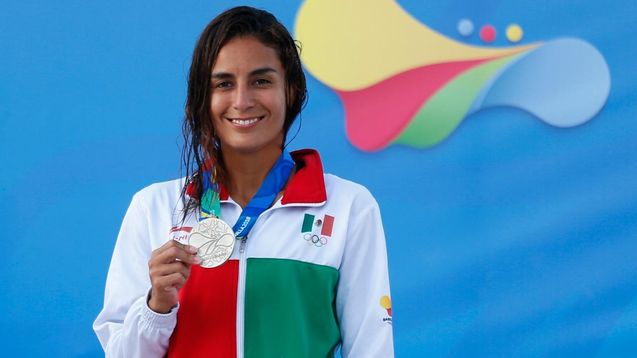 Paola Espinosa medallista olímpica mexicana diputación plurinominal