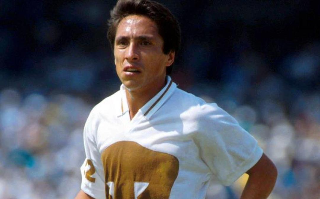Pumas máximos goleadores historia Manuel Negrete