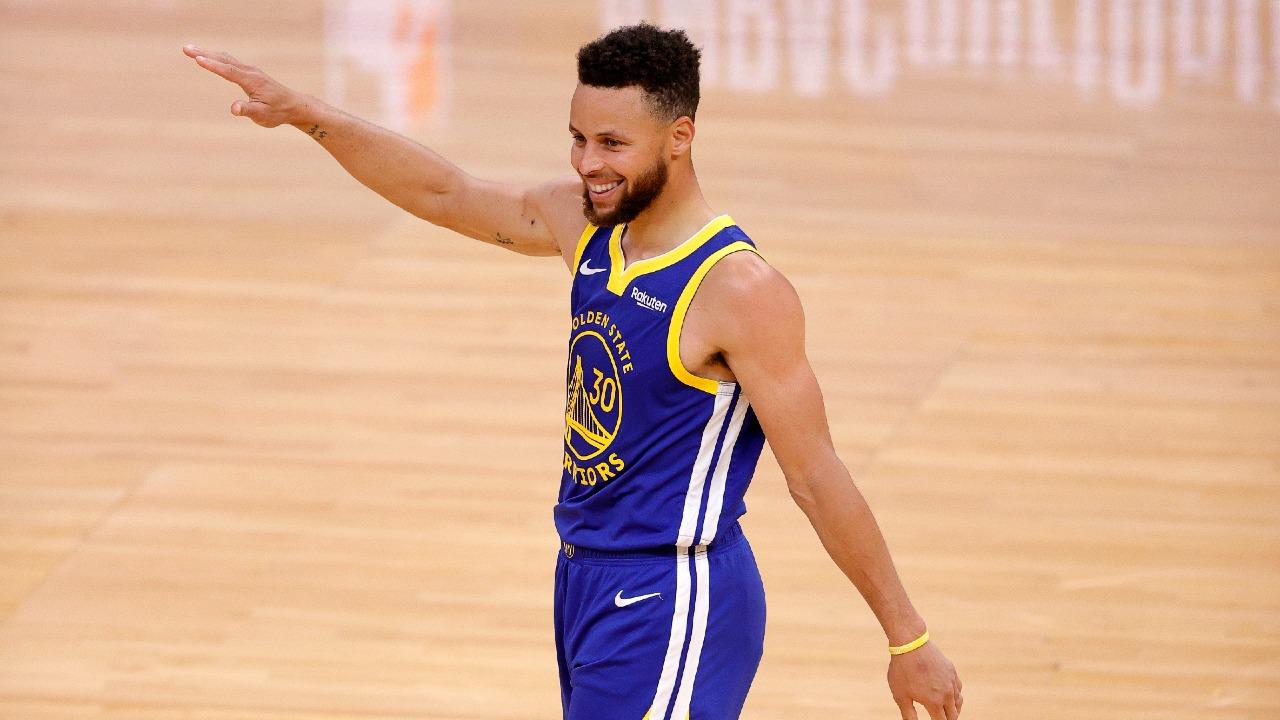 Stephen Curry golden state warriors nba