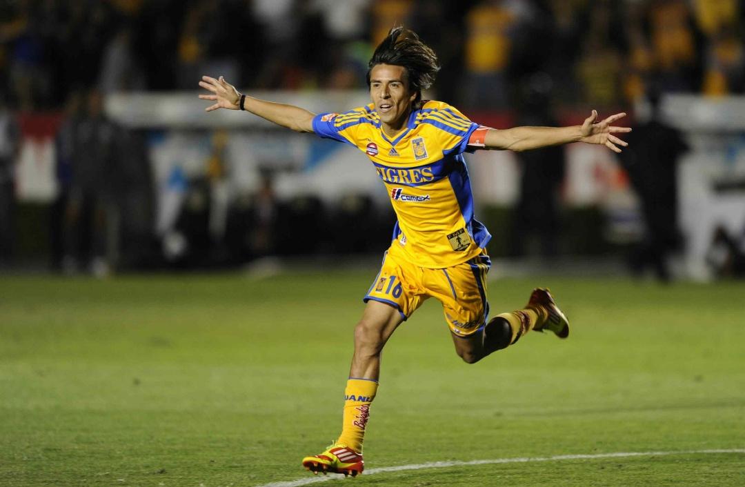 Tigres Ellos son los cinco máximos goleadores en la historia Lucas Lobos