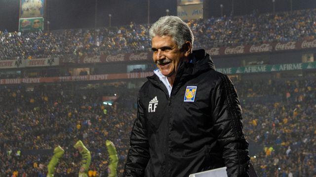 Tuca Ferretti salida Tigres Guardianes 2021