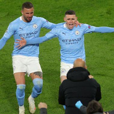 UEFA Champions League: Manchester City venció al Borussia Dortmund y pasa a semifinales