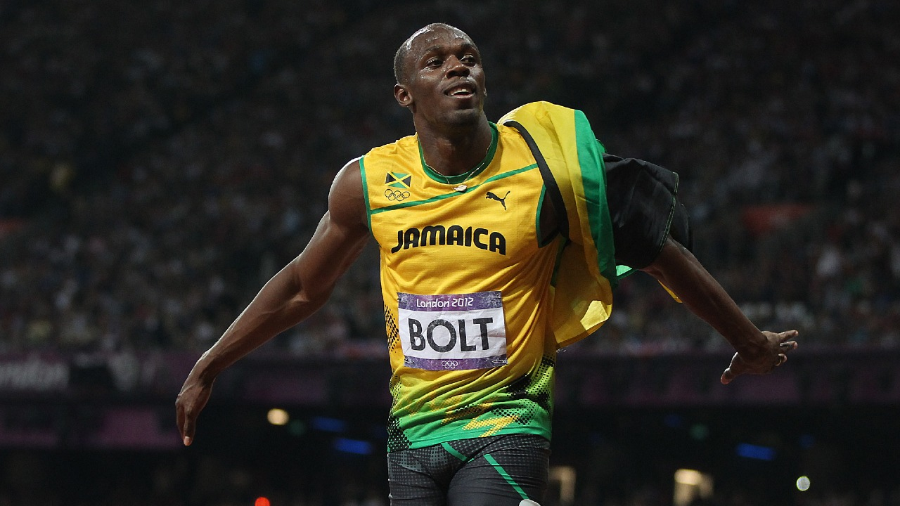 usain bolt jamaica olímpicos atletismo