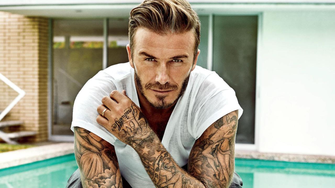 David Beckham incursiona serie de streaming
