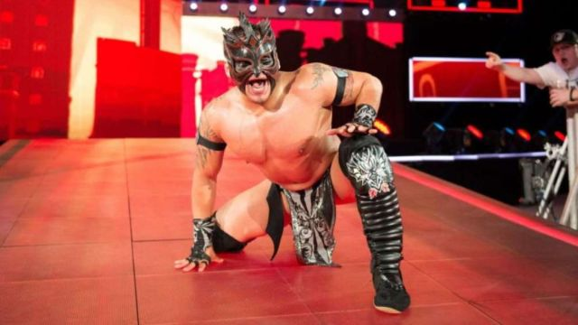 Kalisto sin trabajo WWE