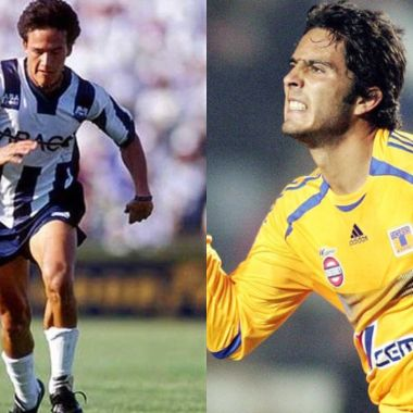 Clásico Regio ambas playeras Tigres y Monterrey