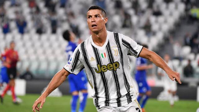 Cristiano Ronaldo gol 100 Juventus