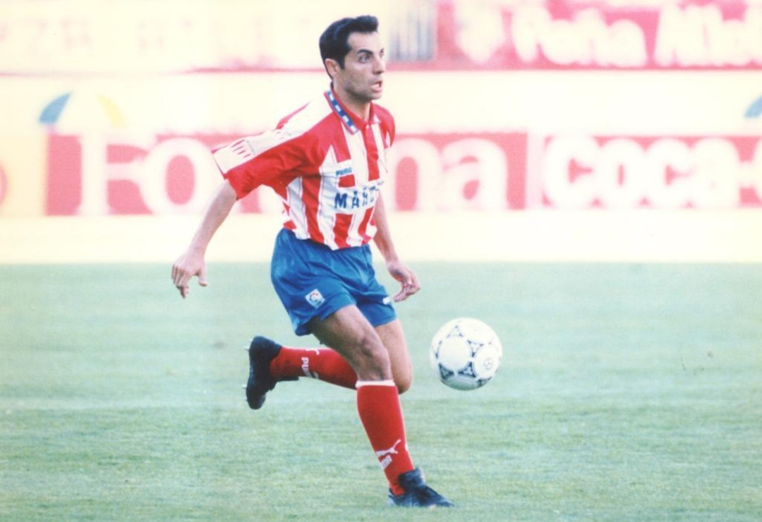 Atlético de Madrid jugadores más partidos Tomás Reñones