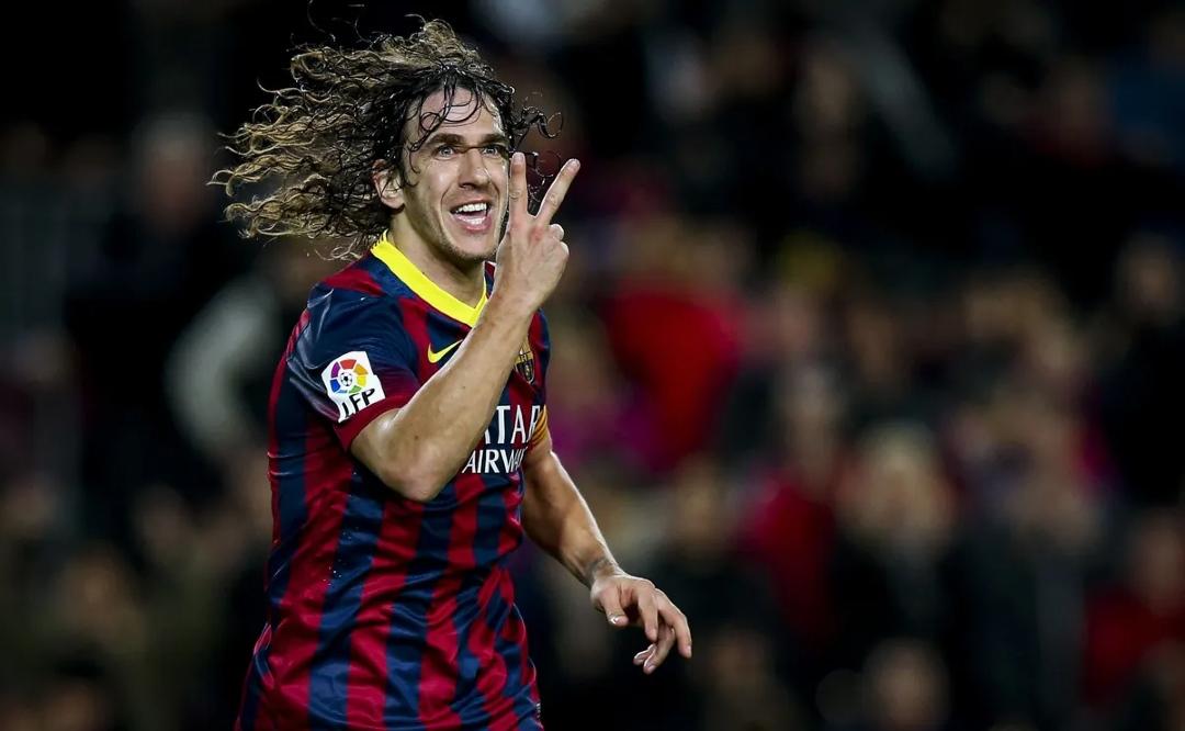 Barcelona jugadores más partidos Carles Puyol