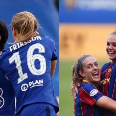 Barcelona Chelsea Champions League Femenil