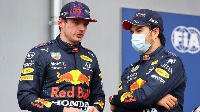 Checo Pérez Red Bull segundo piloto GP Mónaco