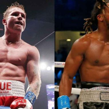 Demetrius Andrade canelo alvarez pelea box boxeo