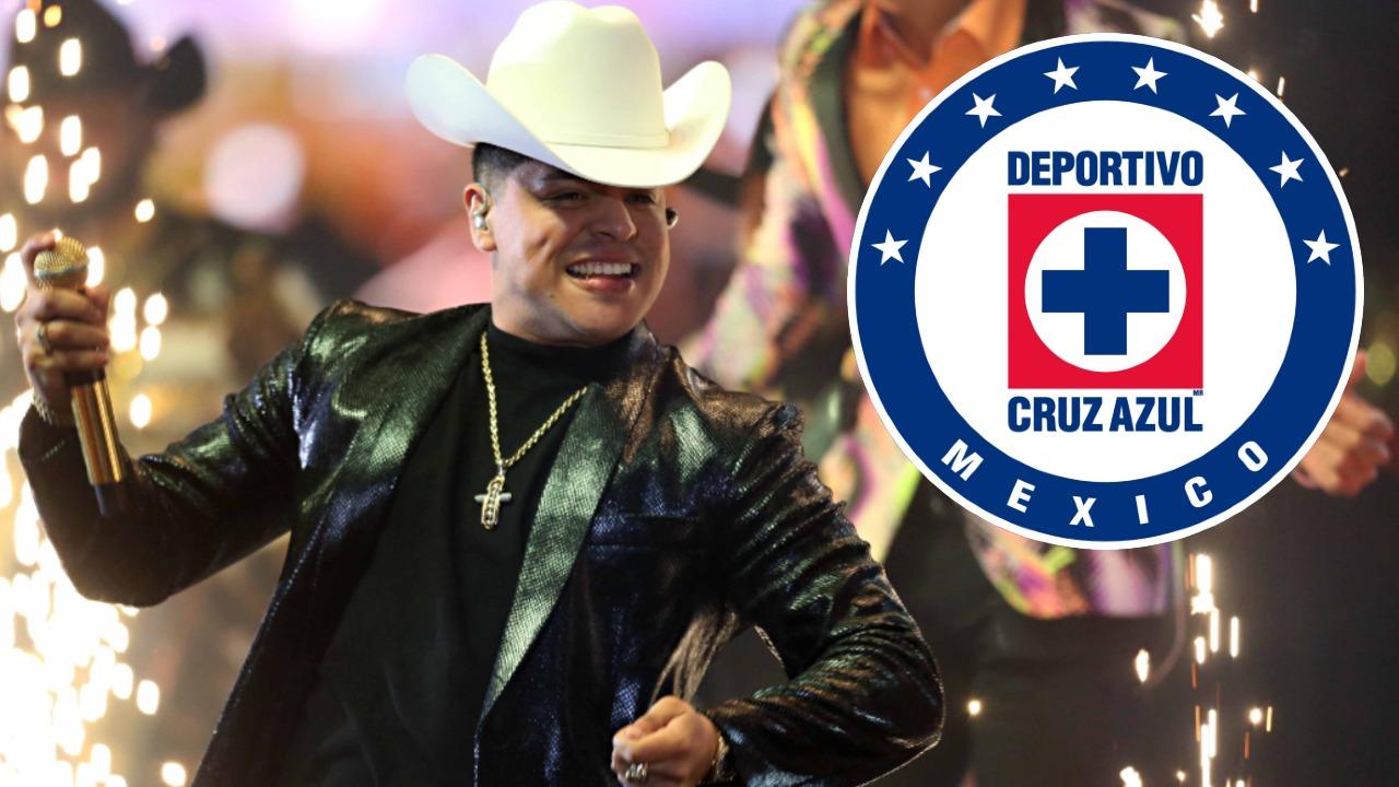 Grupo Firme promete concierto gratis si Cruz Azul queda campeón - Los Pleyers