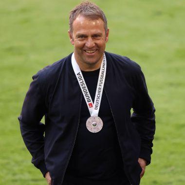Hansi Flick técnico alemania eurocopa 2020