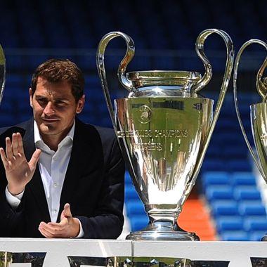 Iker Casillas real madrid memoria partidos españa