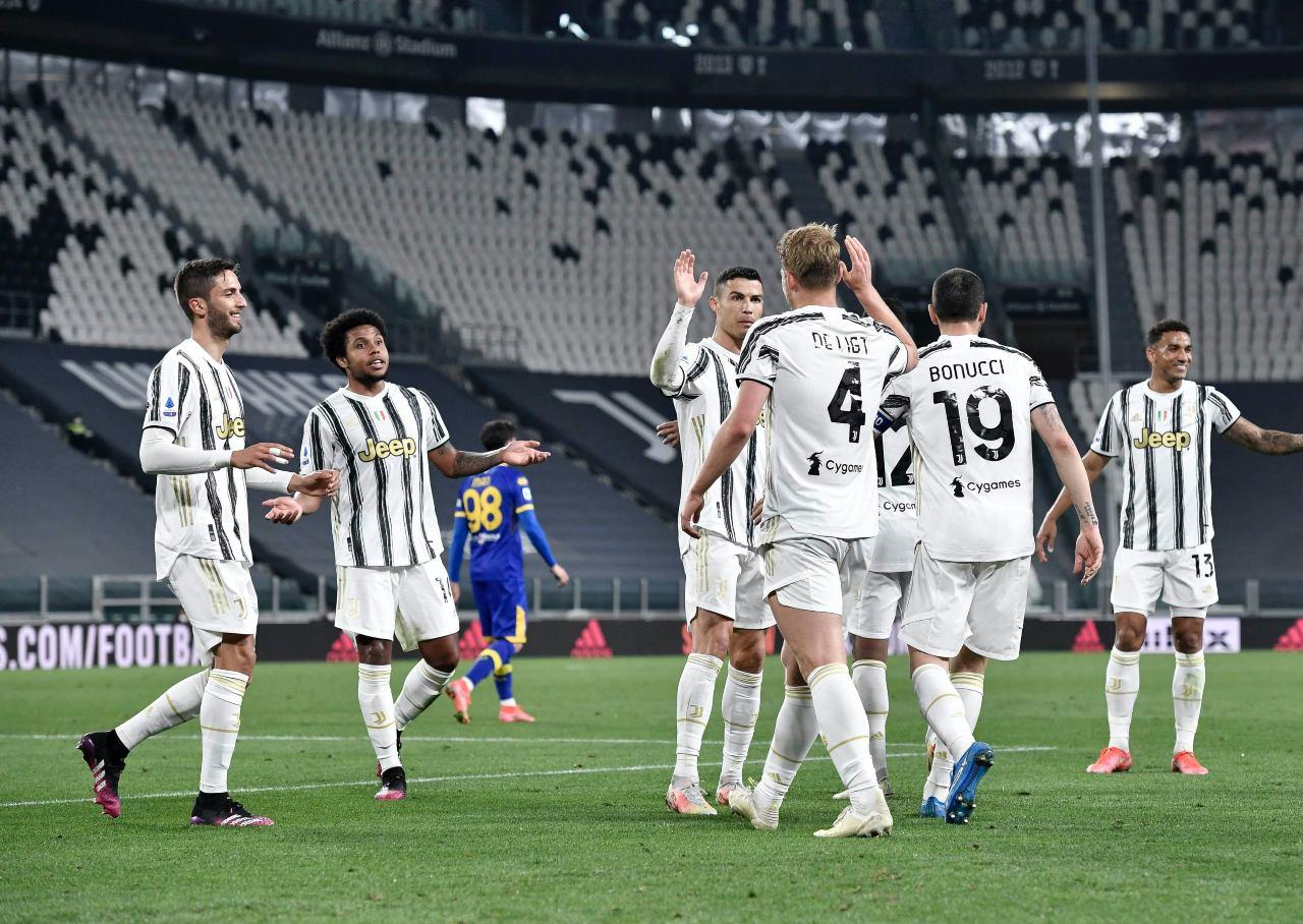 Juventus expulsada Serie A Superliga
