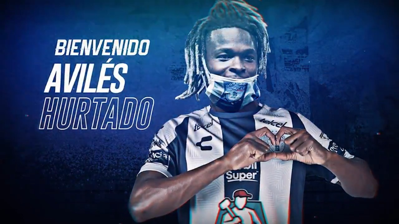 Liga BBVA MX: Avilés Hurtado se convierte en nuevo jugador de Pachuca