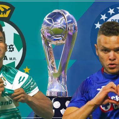 Final entre Cruz Azul y Santos ingresos millones de pesos
