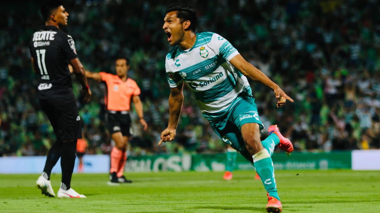 Liga BBVA MX: Santos se derrota a Monterrey en la ida de los Cuartos de Final