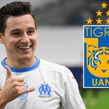 Liga BBVA MX_ Tigres hace oficial el fichaje del francés Florian Thauvin