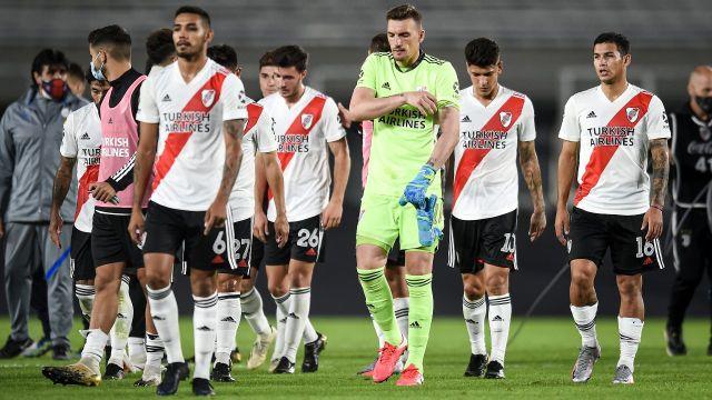 Copa Libertadores_ River Plate contra Independiente Santa Fe futbol conmebol
