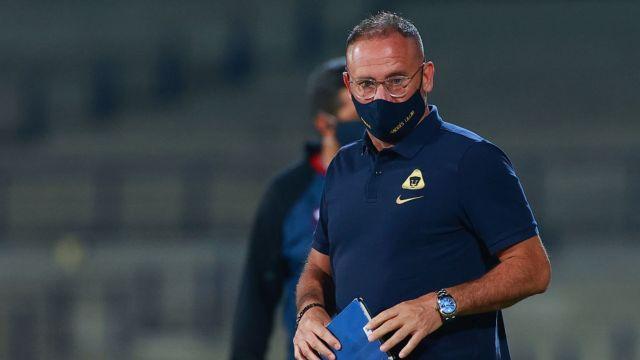 Pumas Andrés Lillini entrenador Apertura 2021