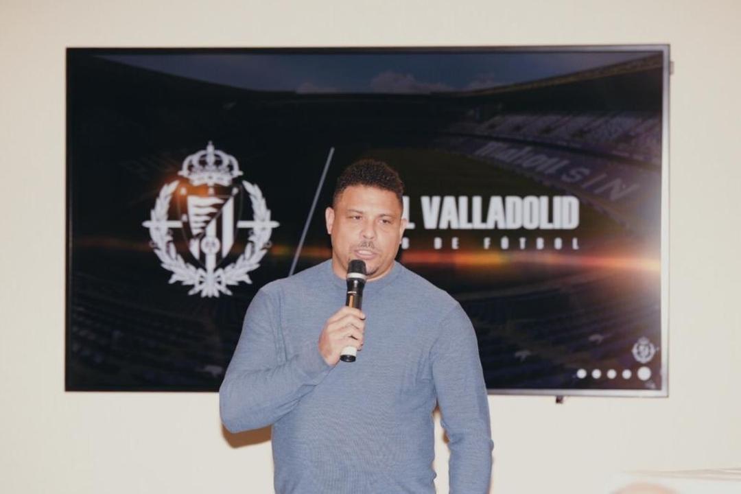 Ronaldo serie documental Valladolid El Presidente