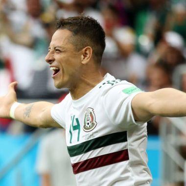Selección Mexicana Chicharito opción Copa Oro