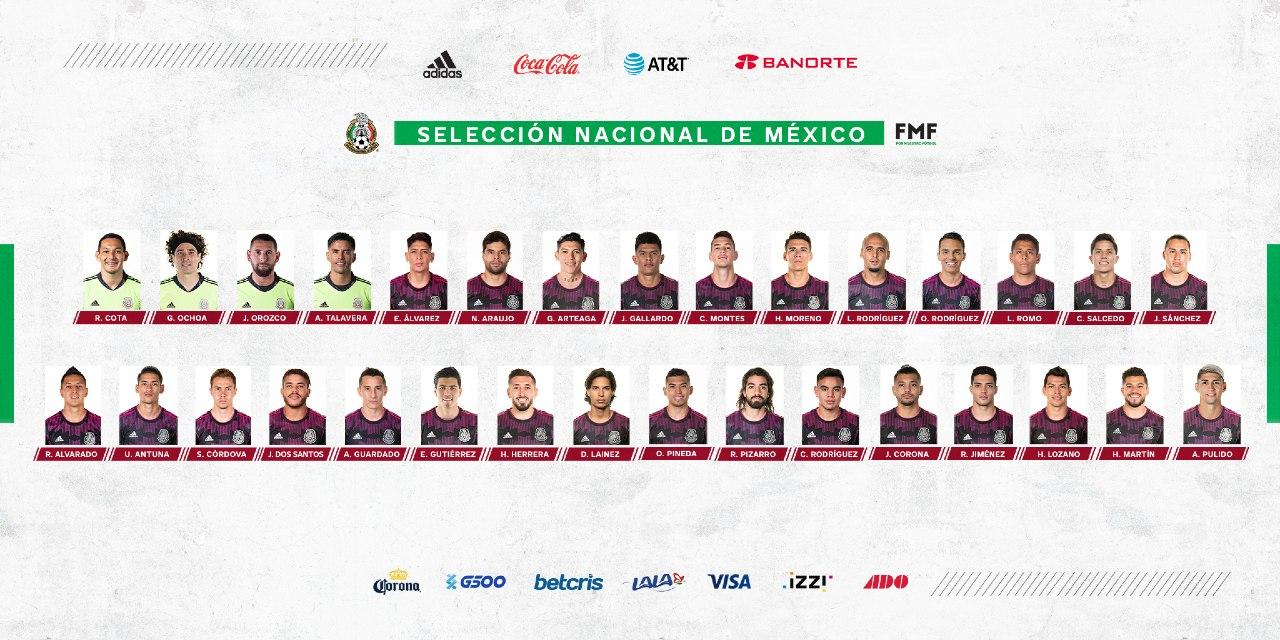 Tata Martino Chicharito Selección Mexicana