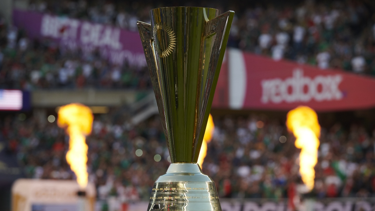 Selección Nacional copa oro 2021 sedes calendario
