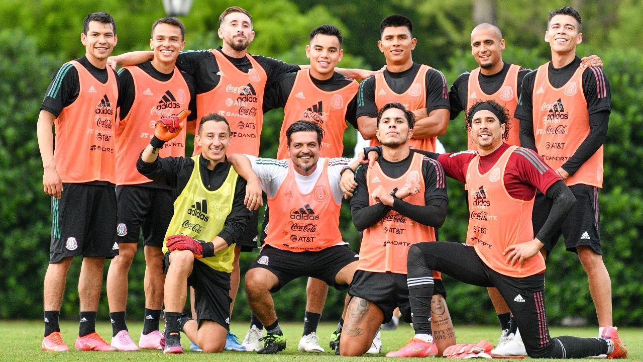Selección de México revela su alineación para enfrentar a Islandia