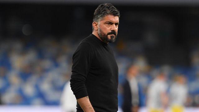 Serie A: Gennaro Gattuso ha dejado de ser técnico del Napoli de forma oficial