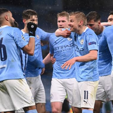 Champions League Manchester City finalista PSG