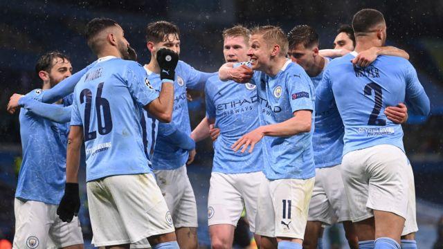 Champions League Manchester City finalista PSG