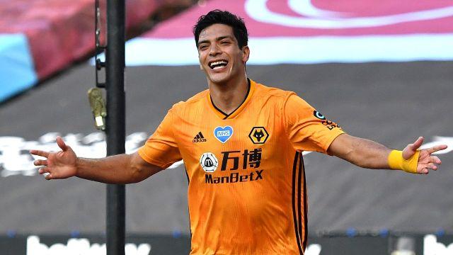 Wolverhampton raul jimenez goles premier league