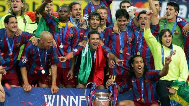 Rafa Márquez primer mexicano ganar UEFA Champions League