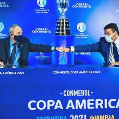 Copa América en Argentina