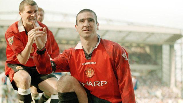 Cantona Keane condecorados Salón de la Fama Premier League