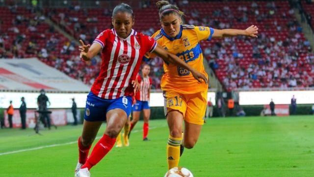 Campeón de Campeones Liga BBVA MX Femenil