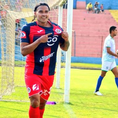 Deportivo FAS Gullit Peña
