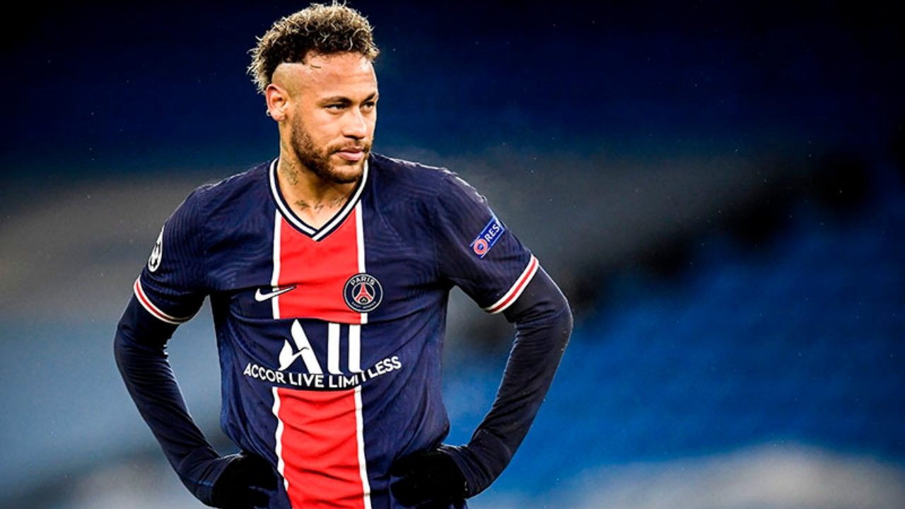 Neymar suspendido