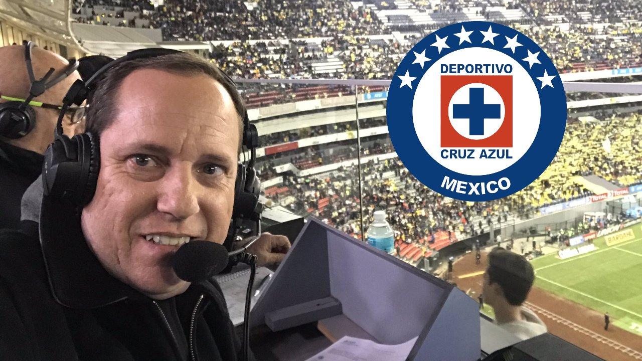 Paco Villa narración Cruz Azul campeón